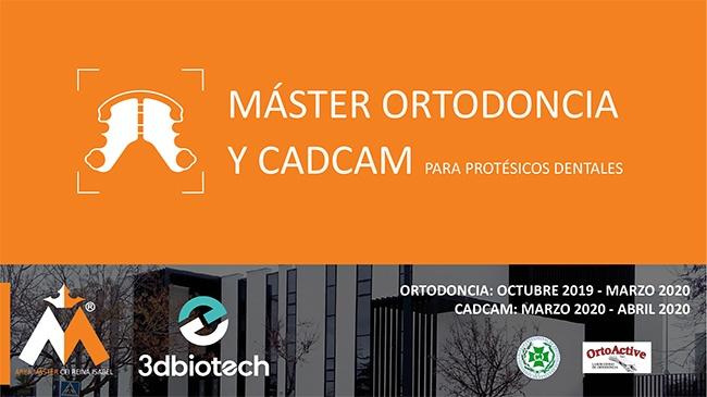 Máster Ortodoncia y CAD-CAM @ CFI Reina Isabel