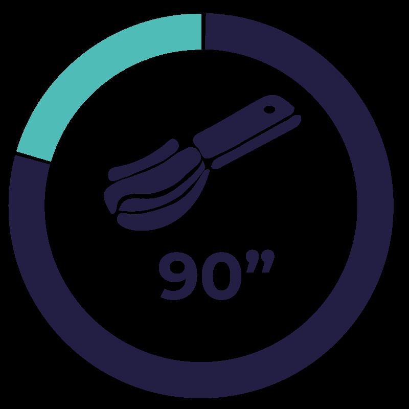 Tiempo escaneo impresiones   UP300+   UP3D