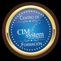 Sello CIM System - Centro formación